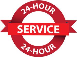 24/7-service